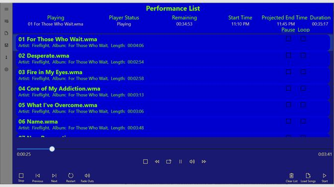 Buy Live Performance Player - Microsoft Store