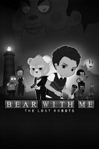Carátula del juego Bear With Me: The Lost Robots