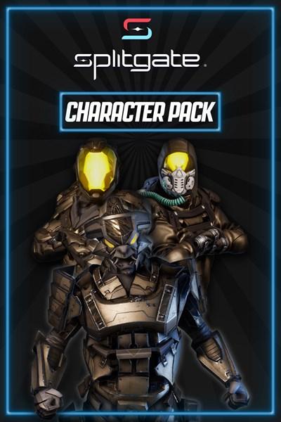 Splitgate - Starter Character Bundle