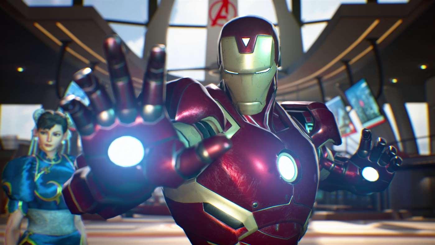 Marvel vs Capcom: Infinite Install Size Screenshot