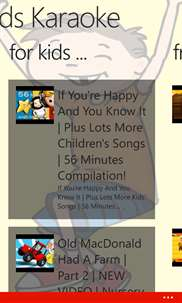 Kids Karaoke screenshot 7