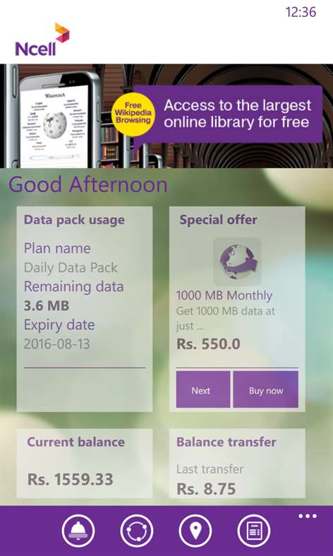 Get Ncell - Microsoft Store