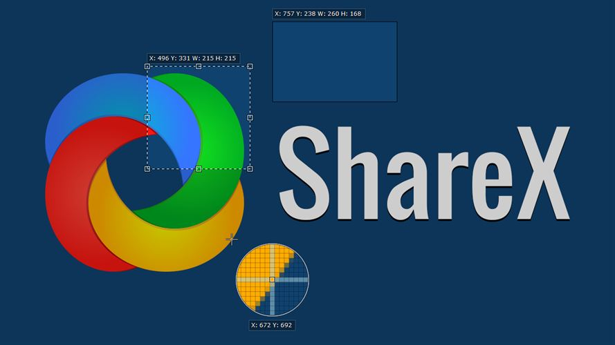 ShareX Screenshot