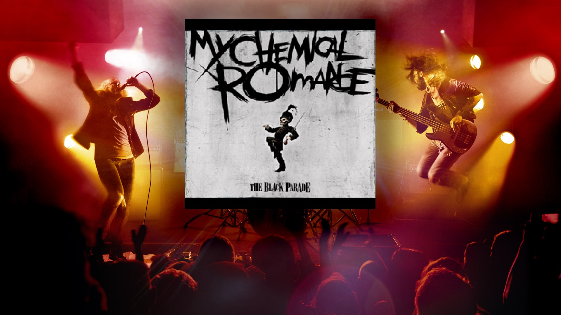 """Welcome to the Black Parade"" - My Chemical Romance"