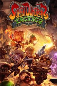 Carátula para el juego Super Dungeon Tactics de Xbox 360