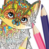Coloriage Chat Pour Adulte.Recevoir Coloriage Chat Pour Adulte Microsoft Store Fr Fr