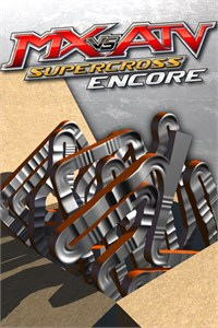 Carátula del juego Supercross Track Pack Bundle