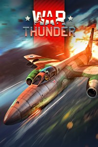 War Thunder - Vautour IIA Pack