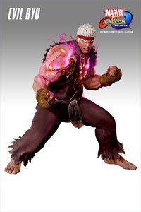 Carátula del juego Marvel vs. Capcom: Infinite - Evil Ryu Costume
