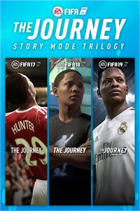 Carátula del juego FIFA The Journey Trilogy