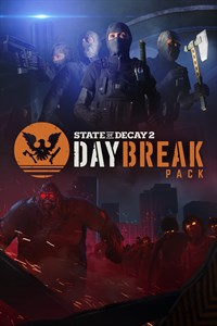 Carátula del juego State of Decay 2: Daybreak