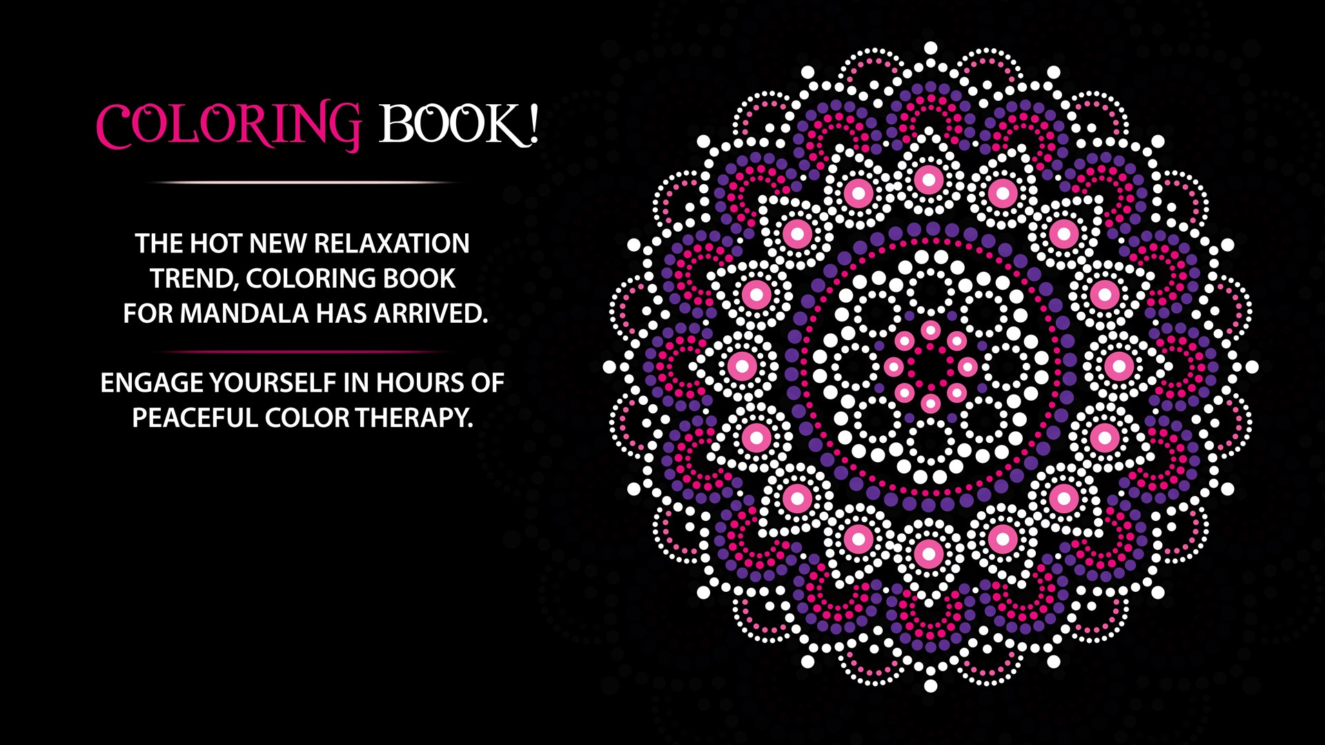 Get Coloring Book for Mandala - Adults Coloring Book - Microsoft Store