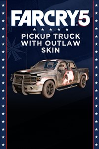 Far Cry®5 - Pickup Truck with Outlaw Skin