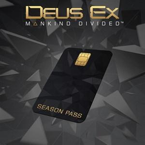 Deus Ex: Mankind Divided - Season Pass Xbox One