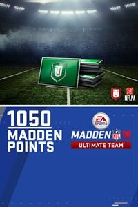 1050 Madden NFL 18 Ultimate Team Points