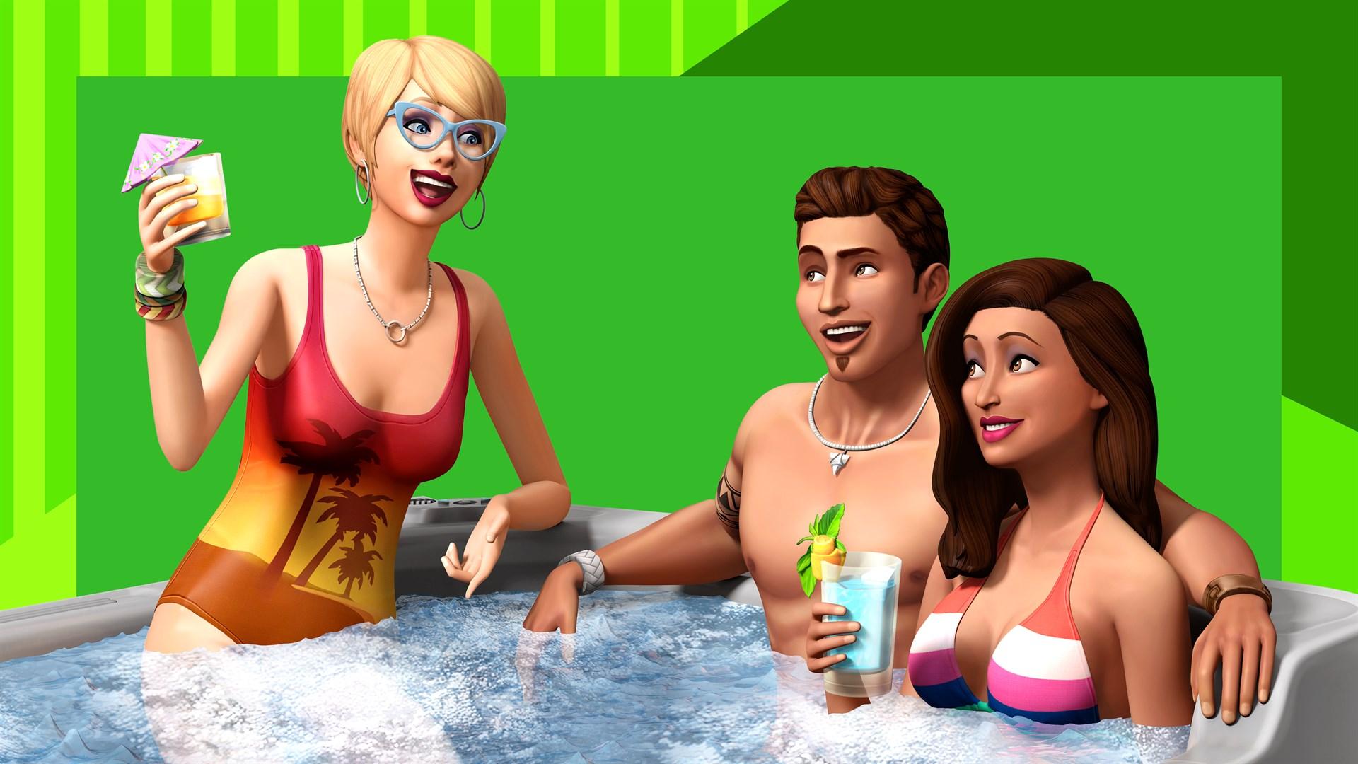 Los Sims™ 4 Patio de Ensueño Pack de Accesorios