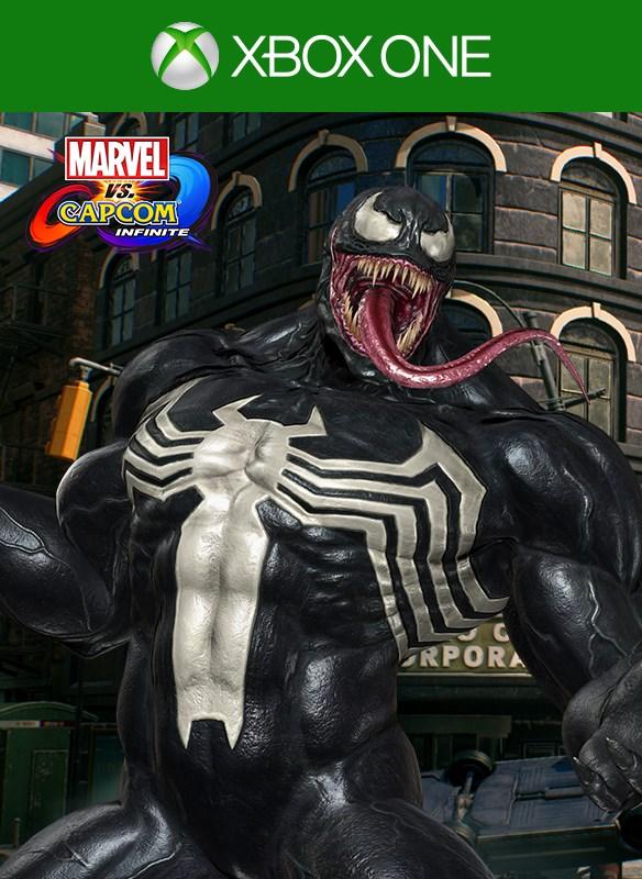Marvel vs. Capcom: Infinite - Venom