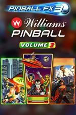 Buy Pinball FX3 - Williams™ Pinball: Volume 2 - Microsoft Store en-CA