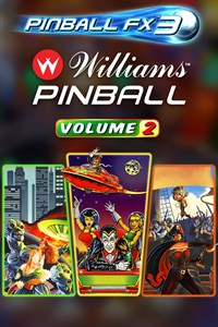 Carátula del juego Pinball FX3 - Williams Pinball: Volume 2