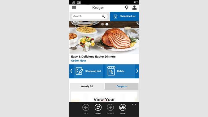Get Kroger App - Microsoft Store