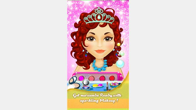 Get girls make up salon game princess makeover microsoft store screenshot solutioingenieria Image collections