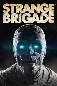 Carátula del juego Strange Brigade