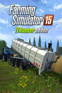 Carátula del juego ITRunner DLC