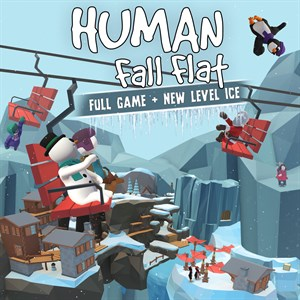 Human: Fall Flat + Ice Level Xbox One