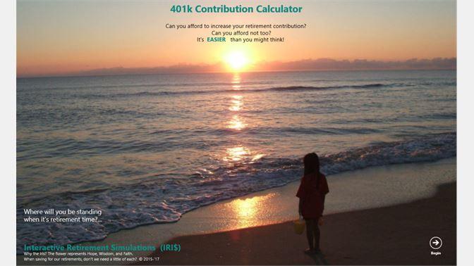 get 401k contribution calculator microsoft store en ph