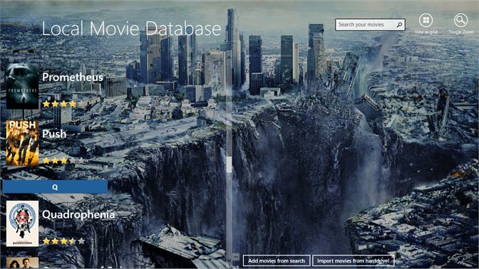 Get Local Movie Database - Microsoft Store