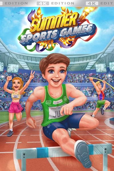 Summer Sports Games - 4K Edition