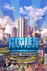 Cities: Skylines - Content Creator Pack
