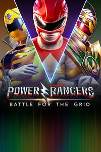 Power Rangers: Battle For The Grid Is Now Available For Digital Pre