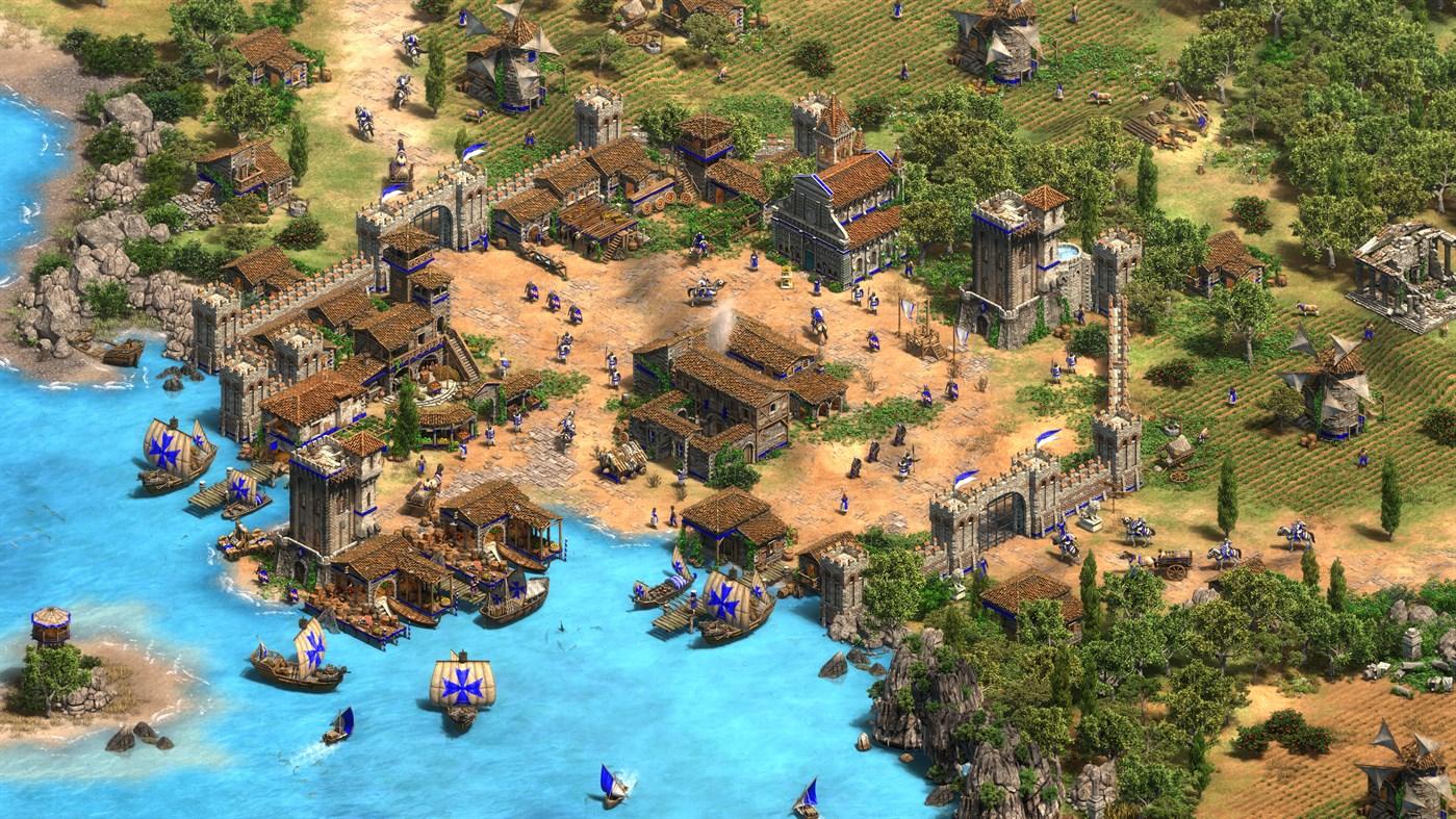 Age of Empire II: Definitive Edition presenta una primera expansión de contenido
