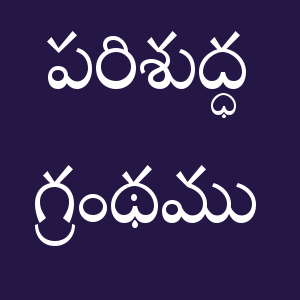 The Full Life Study Bible Telugu