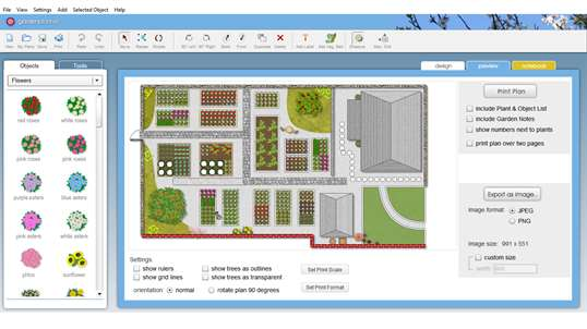 Garden Planner 3 for Windows 10 PC Free Download - Best ...