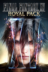 Carátula del juego FINAL FANTASY XV ROYAL PACK