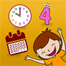 Learn Numbers, Time, Days and Months for kids