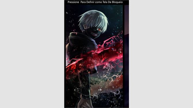 Get Tokyo Ghoul Anime - Microsoft Store
