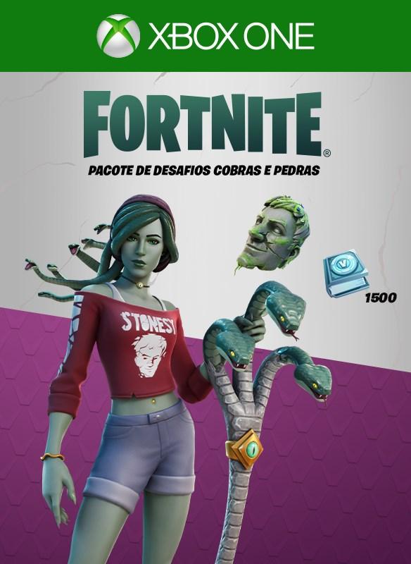 Fortnite - Snakes & Stones Challenge Pack