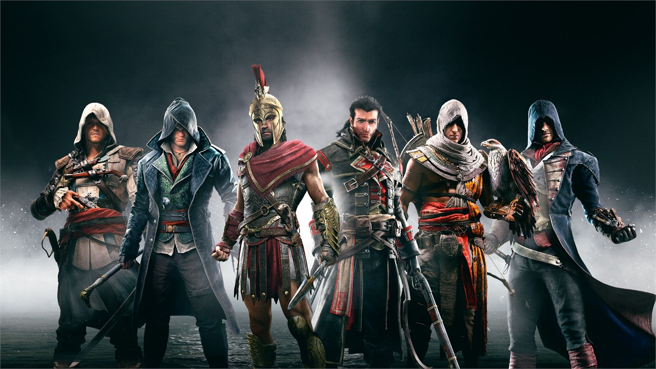 Buy Assassin S Creed Legendary Collection Microsoft Store