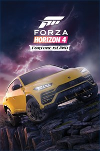 Carátula para el juego Forza Horizon 4 Fortune Island de Xbox 360