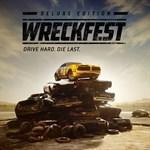 Wreckfest Deluxe Logo