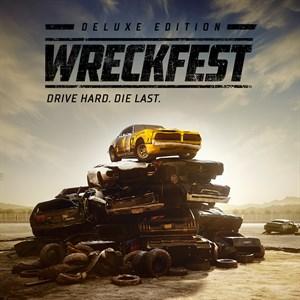 Wreckfest Deluxe Xbox One