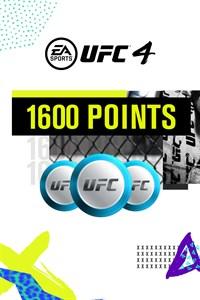 UFC® 4 - 1600 UFC POINTS