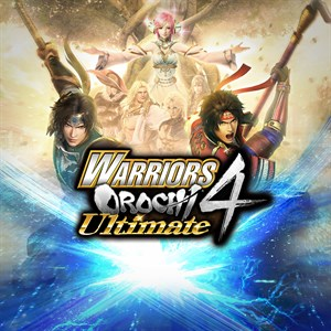 WARRIORS OROCHI 4 Ultimate Pre-order Xbox One