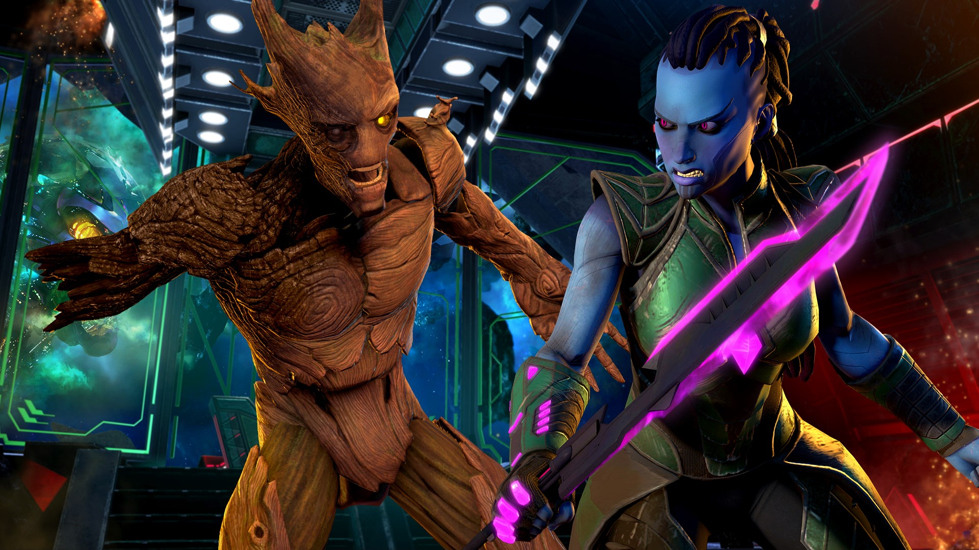 Marvel's Guardians of the Galaxy: The Telltale Series - Episode 5