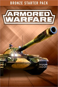 Armored Warfare - Pack de démarrage Bronze