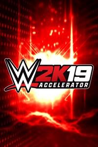 Carátula para el juego WWE 2K19 Accelerator de Xbox 360