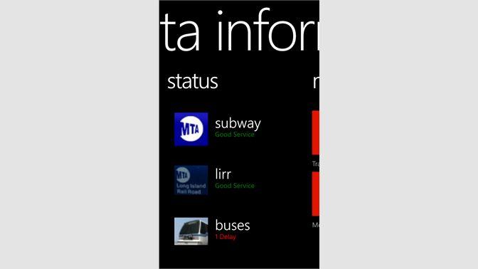 Get MTA Information - Microsoft Store